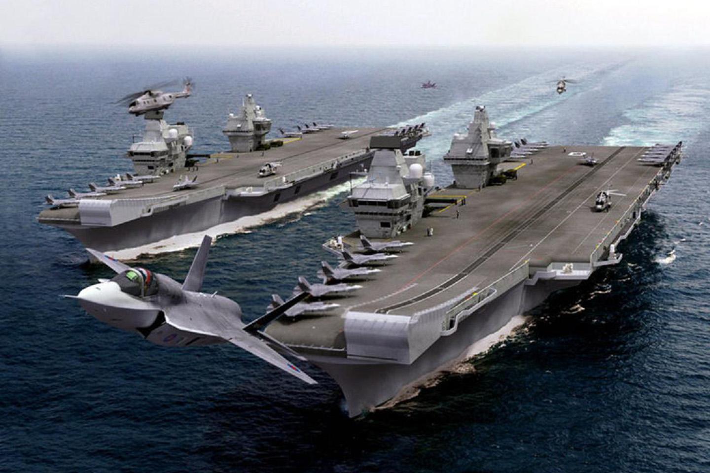 Khám phá siêu tàu đổ bộ tấn công USS America