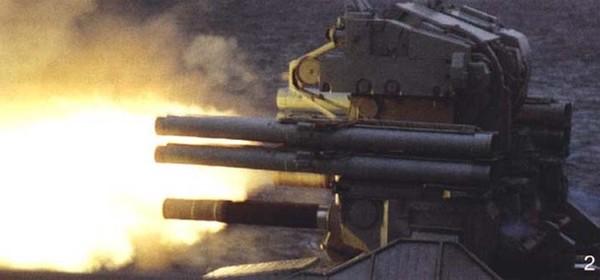 [VIDEO] Hỏa lực phòng thủ chiến hạm Nga - Mỹ đọ sức