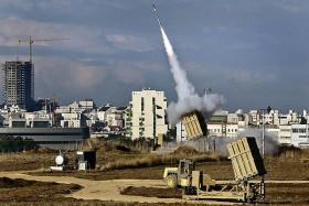 [VIDEO] Hệ thống phòng thủ Vòm Sắt bảo vệ Israel