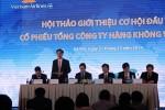Vietnam Airlines đấu giá cổ phiếu lần đầu vào ngày 14/11