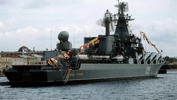 Nga trang bị hệ thống tên lửa mới nhất cho tàu tuần dương
