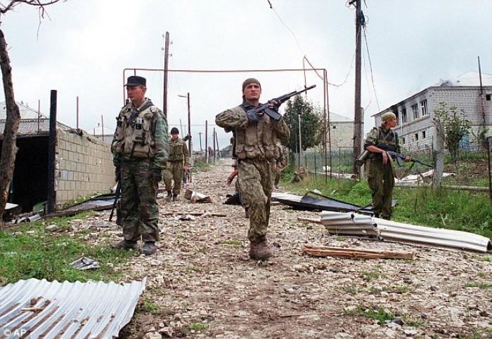 Nga tung lực lượng đặc nhiệm tinh nhuệ vào chiến trường Syria?