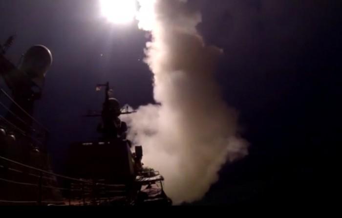 [VIDEO] Nga phóng tên lửa hành trình 1.500 km diệt IS