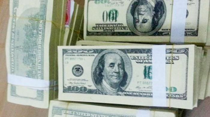Tráo đôla mệnh giá thấp để cuỗm tiền tỉ