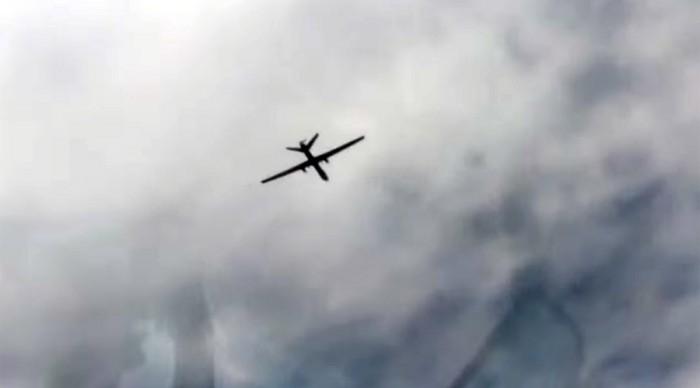Chiến đấu cơ Nga bị UAV lạ áp sát trên bầu trời Syria