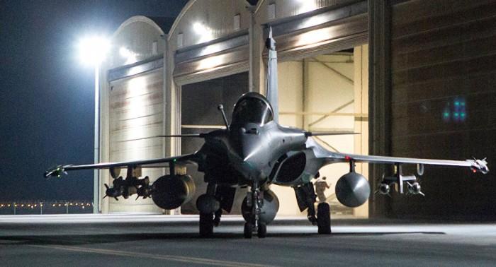 Pháp tiếp tục các đợt không kích IS tại Syria