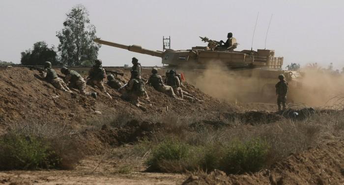 Iraq tự phát triển tên lửa tầm ngắn chống IS