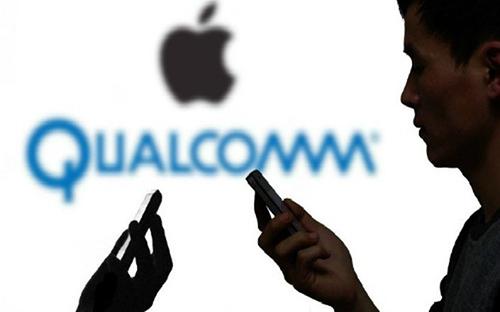 Apple không bị cấm bán iPhone dù vi phạm sáng chế Qualcomm