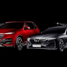 [Trực tiếp] Trình làng 2 mẫu xe VinFast tại Paris Motor Show 2018