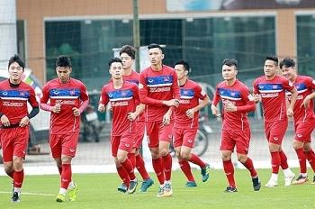 hlv park chot danh sach dt viet nam chuan bi cho aff cup 2018