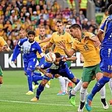 nhan dinh ve tran giao huu kuwait vs australia 22h30 hom nay