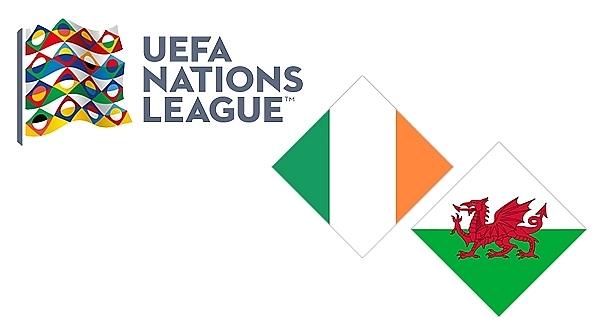 link xem truc tiep bong da ireland vs wales uefa nations league 1h45 ngay 1710