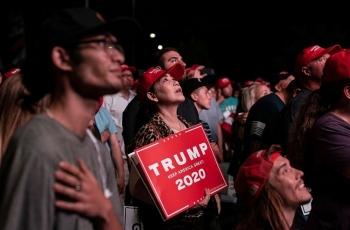 Tin tặc Iran tấn công chiến dịch tranh cử của ông Trump