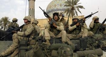 quan doi my co 4 tuan de roi iraq