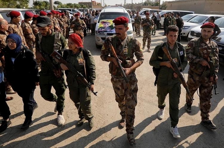 chinh phu syria hoan nghenh quyet dinh rut quan cua luc luong nguoi kurd