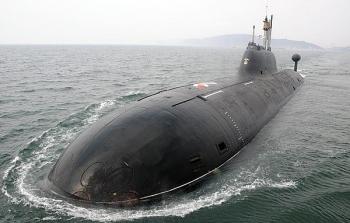 10 tàu ngầm Nga tham gia tập trận ở Bắc Đại Tây Dương