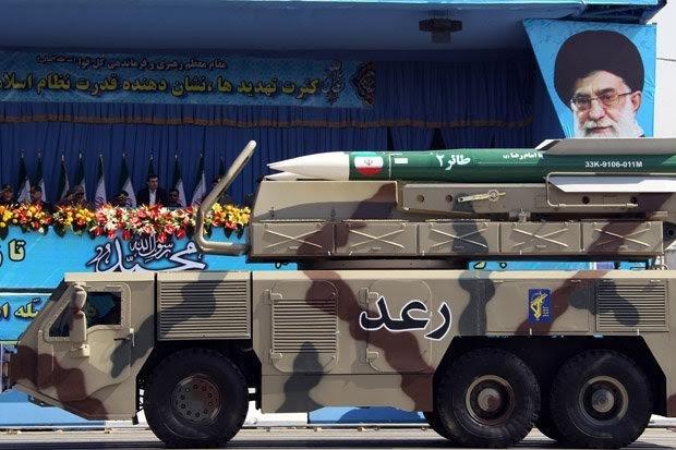 Lệnh cấm vận vũ khí của Iran chính thức được dỡ bỏ