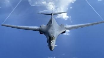 Quân đội Mỹ điều 4 máy bay ném bom tới đảo Guam