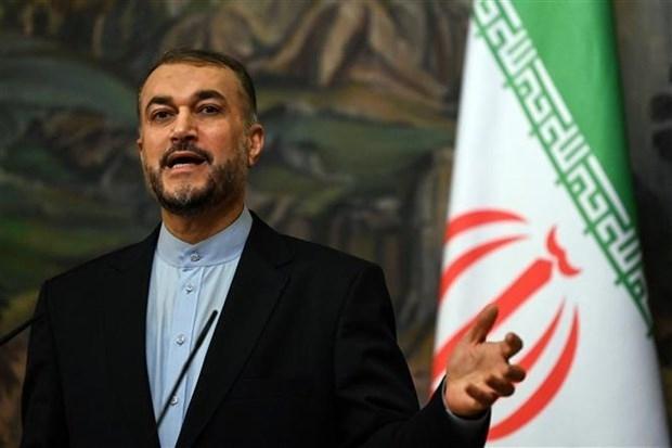 Iran muốn Mỹ dỡ bỏ trừng phạt để quay lại đàm phán