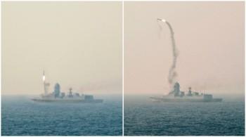 Ấn Độ vừa thử thành công tên lửa hành trình Brahmos