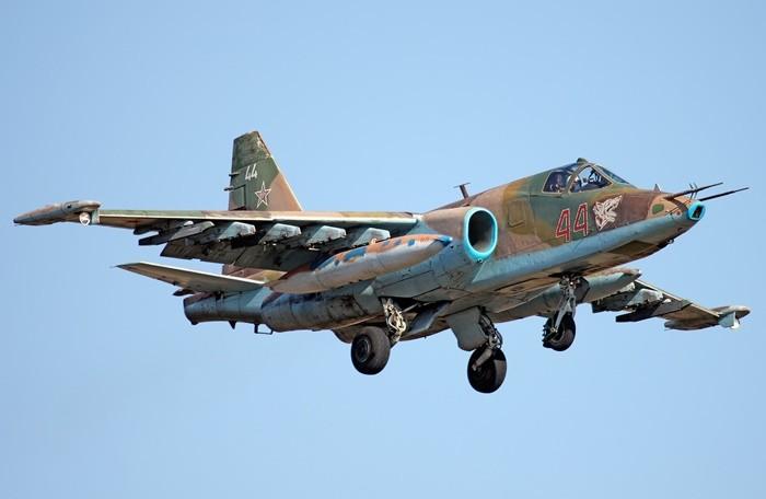 Nga không kích IS gần thành phố di sản thế giới