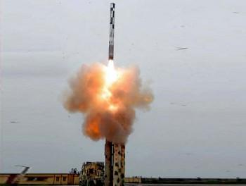 Ấn Độ lại thử tên lửa hành trình BrahMos