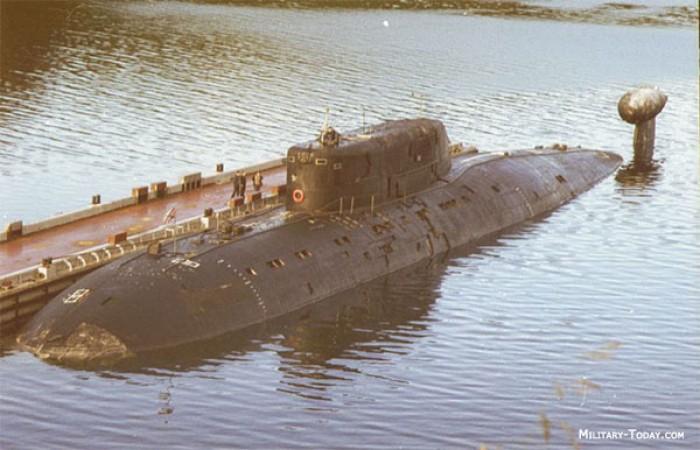 Nga phát triển tàu ngầm hạt nhân thế hệ thứ 5