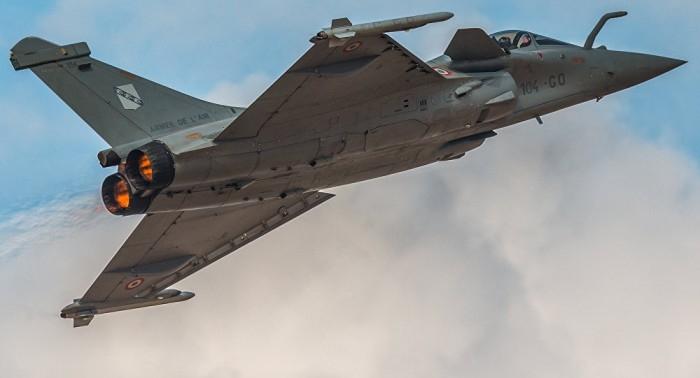Ấn Độ thử nghiệm tiêm kích Rafale gần biên giới Trung Quốc