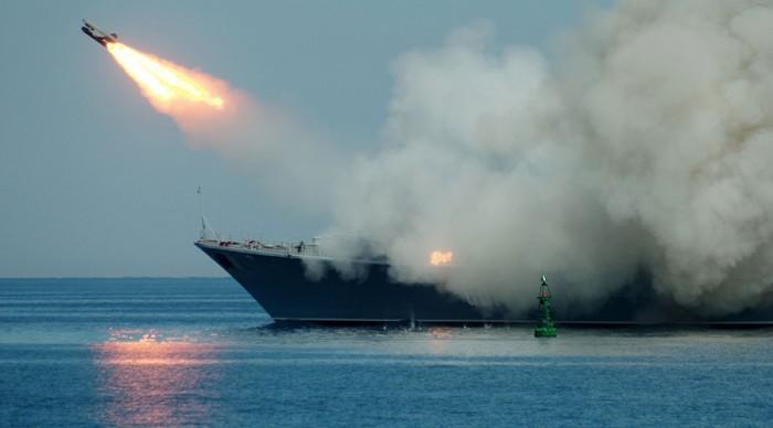 Nga phóng 18 tên lửa hành trình tiêu diệt IS