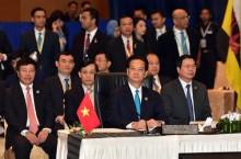 Phiên họp toàn thể Hội nghị Cấp cao ASEAN lần thứ 27
