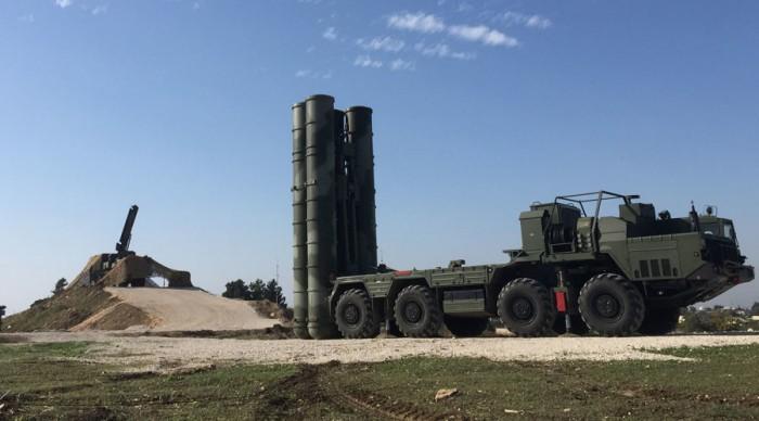 'Rồng lửa' S-400 đã sẵn sàng tác chiến tại Syria