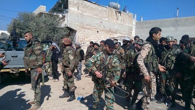 phien quan ban giao 18 binh si syria cho quan canh nga