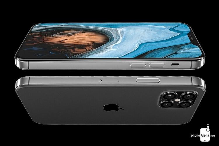 iPhone 12 sẽ có thiết kế giống iPhone 4?