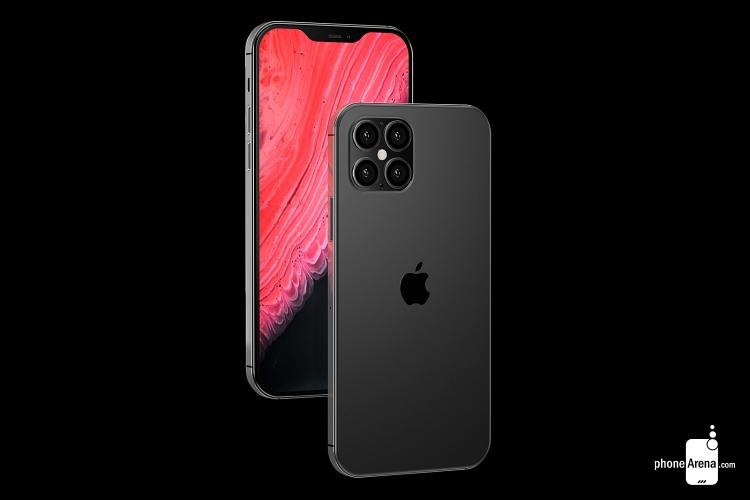 iphone 12 se co thiet ke giong iphone 4