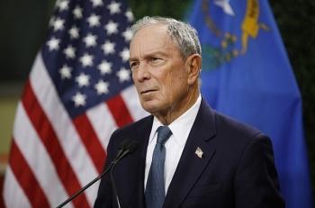 Ông trùm truyền thông Bloomberg tuyên bố chạy đua vào ghế Tổng thống Mỹ