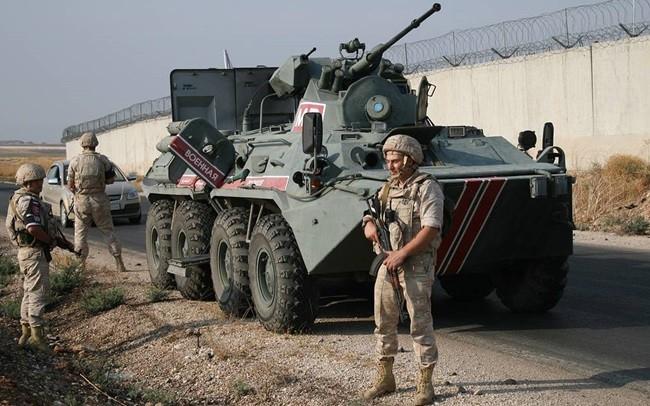 Quân đội Nga - Thổ căng thẳng ở miền Bắc Syria