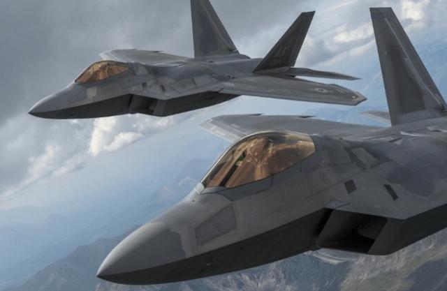 """Mỹ đồng ý bán """"Chim ăn thịt"""" F-22 cho Israel"""