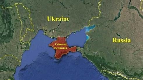 Nga dọa đáp trả Ukraine nếu nguồn nước tại Crimea bị phong tỏa