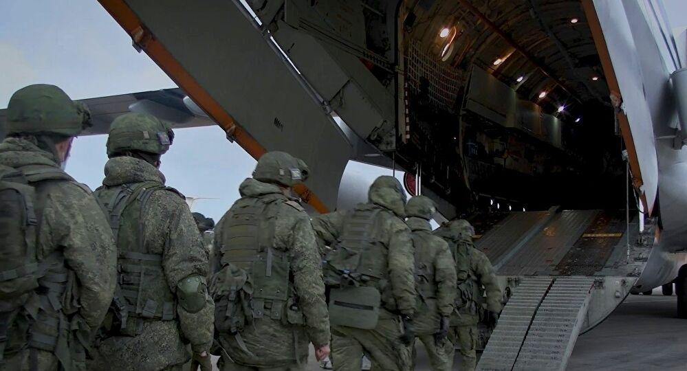 Nga triển khai lực lượng đến Nagorno - Karabakh