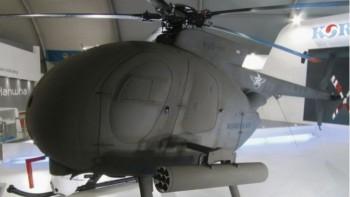 Hàn Quốc phát triển UAV tàng hình đối phó Triều Tiên