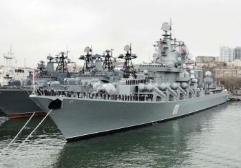 Nga - Ấn Độ tập trận chung Indra Navy-15
