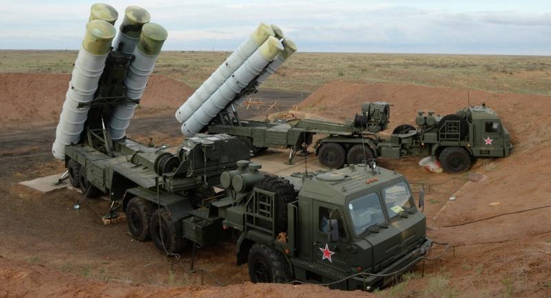 Thổ Nhĩ Kỳ hoàn tất mua 4 hệ thống tên lửa S-400 của Nga
