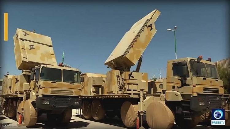Iran triển khai hệ thống phòng không Bavar-373 tới Syria