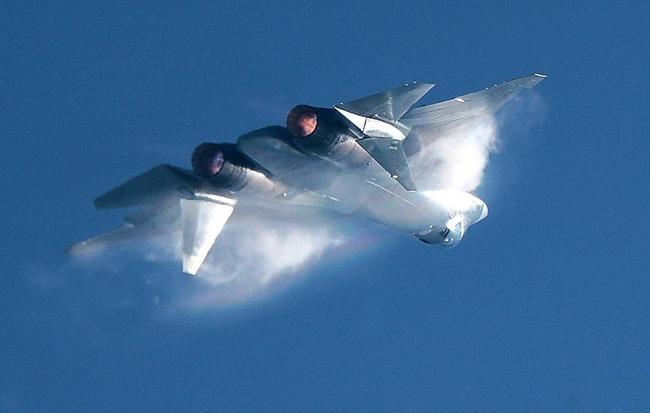 Không quân Nga nhận lô Su-57 đầu tiên