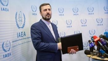 Iran bác đề xuất của IAEA về thỏa thuận hạt nhân 2015.