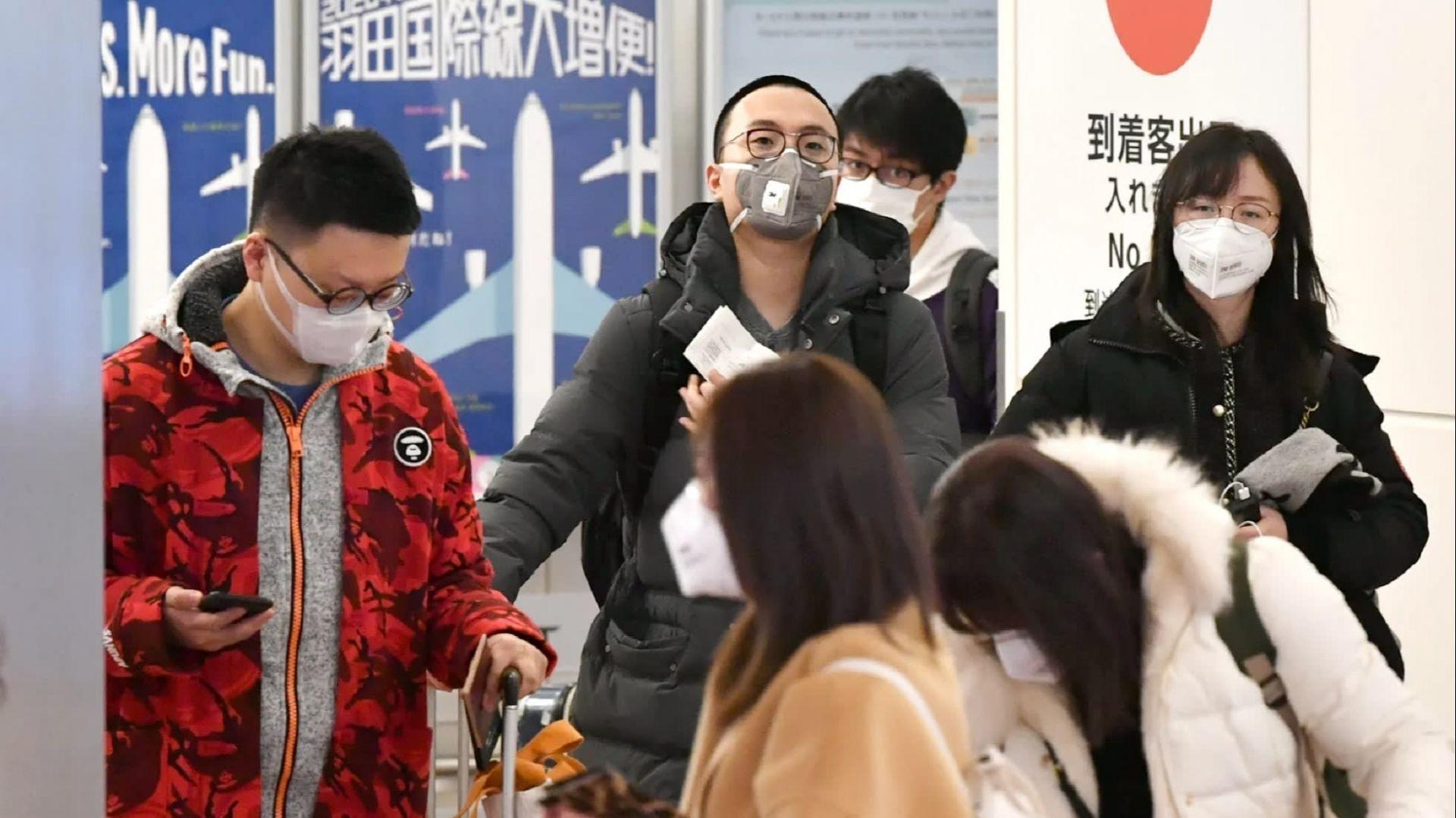 Nhật cấm người nước ngoài nhập cảnh