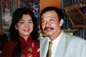 phuong khoi lua co 2 nguoi con gai dang song o my