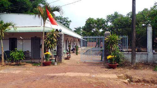 Bình Phước: Làm rõ vụ giết người ở xã Tiến Hưng