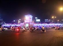 Sài Gòn lung linh đêm giáp Tết