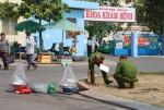 Người phụ nữ bán bánh bèo bị đâm chết trước cổng bệnh viện